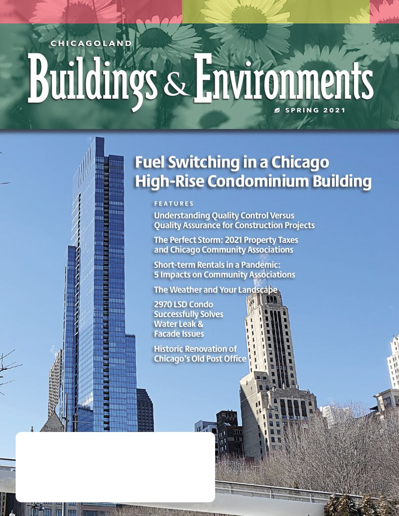 Buildings & Environments Spring 2021 Issue